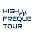 High Frequency Tour Logo